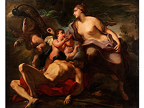 Antonio Balestra,  1666 Verona - 1740, zug.