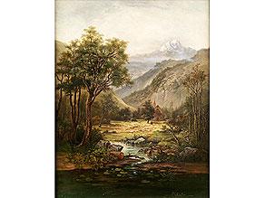 G. Schuler, Maler des 19./ 20. Jahrhunderts
