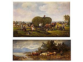 H. Müller, Maler der Münchner Schule