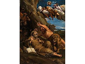 Annibale Carracci, 1560 Bologna – 1609 Rom, zug.