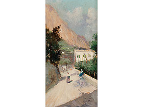 Oscar Ricciardi, 1864 Neapel – 1935 ebenda