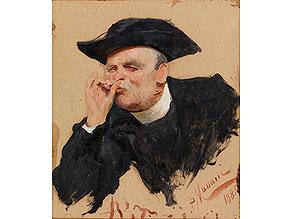 Pompeo Massani, 1850 Florenz – 1920 Florenz