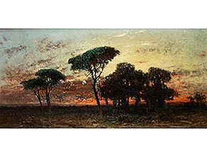 Ettore Cumbo, 1833 Messina – 1899 Florenz, zug.
