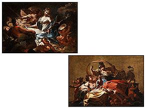 Francesco Conti, 1681 Florenz – 1760