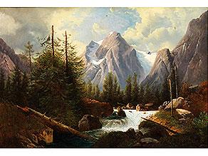 Josef Thoma, 1828 Wien – 1899 Wien