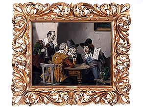 K. Lajos, Maler des 19./ 20. Jahrhunderts