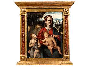 Pier Antonio Palmerini, bis 1538 Urbino, zug.