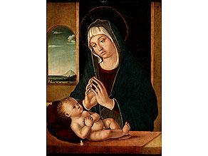 Antonello da Saliba, 1466 Messina – um 1535, zug.