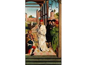 Maler der französischen Schule, möglicherweise aus dem Raum Touraine, um 1480/ 1490