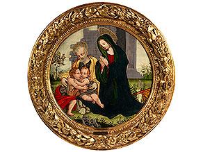 Italienischer Maler der Florentiner Schule des 16. Jahrhunderts