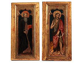 Luca di Paolo di Niccolò, italienischer Maler, dokumentiert in den Jahren 1462 - um 1491/ 1493 in Matelica, zug.