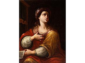 Artemisia Gentileschi, 1593 Rom - 1652/ 53 Neapel, zug.