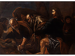 Mattia Preti,  1613 – 1699