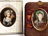 Detail images: Konvolut von vier Miniaturen
