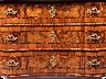 Detail images:  Bedeutende und seltene mitteldeutsche Barock-Kommode