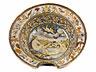 Detail images: Majolika-Rasierschale, Werkstatt der Pompei