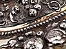 Detail images:  Drei Objekte aus edlem und unedlem Metall