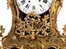 Detail images: Außergewöhnliche Pendule mit Carillon- und Walzenspielwerk