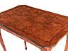 Detail images:  Rokoko-Tischchen
