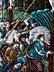 Detail images:  Tabernakelädikula mit Limoges-Bildplatten