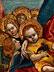 Detailabbildung: Italienischer Maler des 15. Jahrhunderts, Benedetto Bonfigli, um 1420 Perugia – 1496, zug.