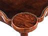 Detail images: Konsol- und Spieltisch aus der bedeutenden Manufaktur Mathäus Funk