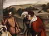 Detail images: Bonifacio Veronese, eigentlich Bonifacio de Pitati, 1487 Verona - 1553 Venedig, zug.