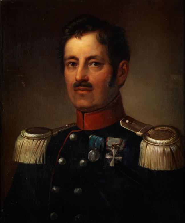 Portraitist des 19. Jahrhunderts