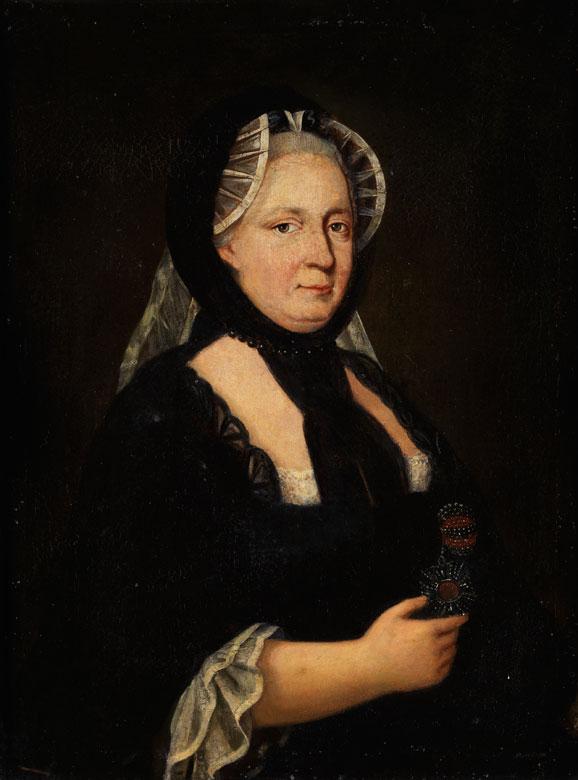 Maler in der Nachfolge des Joseph Ducreux, 1735 Nancy – 1802 Paris