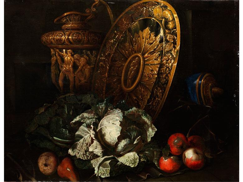 Giuseppe Recco, 1634 Neapel – 1695 Alicante, zug.