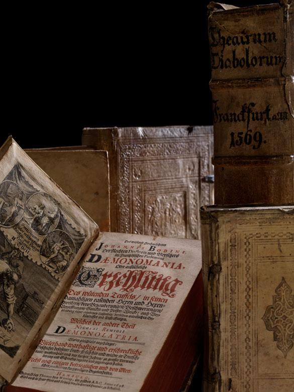 Eine Sammlung Bücher des 16. - 19. Jahrhunderts