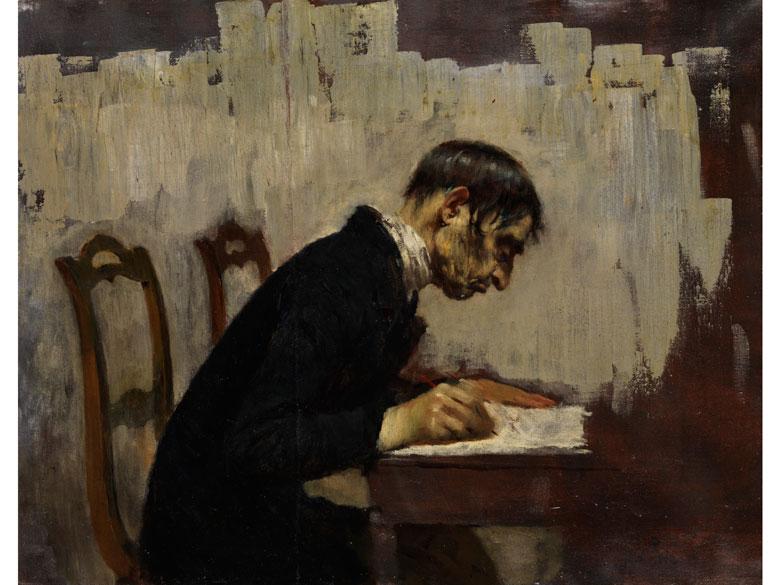 Giacomo Favretto, 1849 Venedig – 1887 Venedig