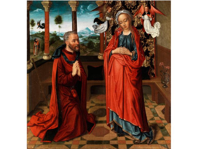Flämischer Meister des zweiten Viertels des 16. Jahrhunderts