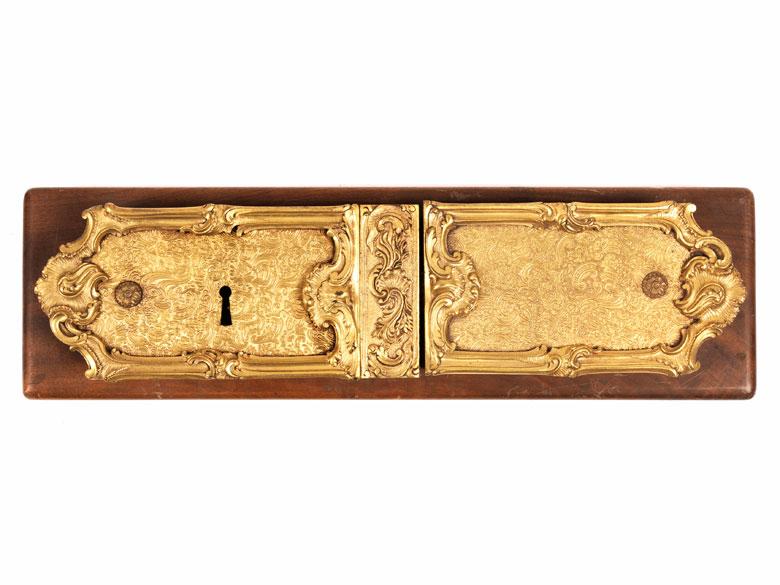 Rokoko-Schlossgarnitur