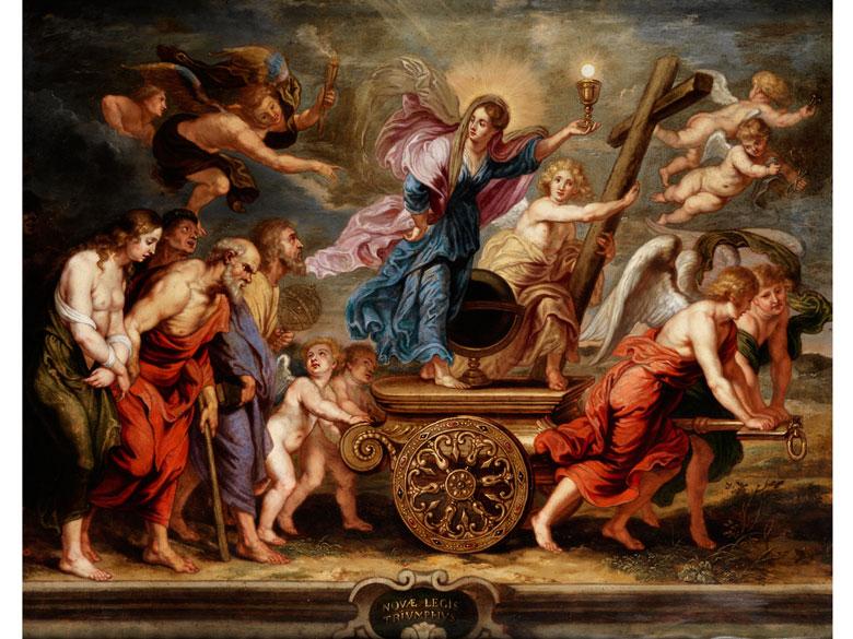 Späte Nachfolge Peter Paul Rubens