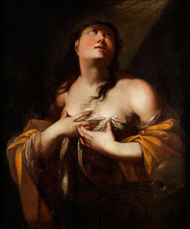 Venezianischer Maler in Art des Federico Bencovich 1677 - 1753, zug.