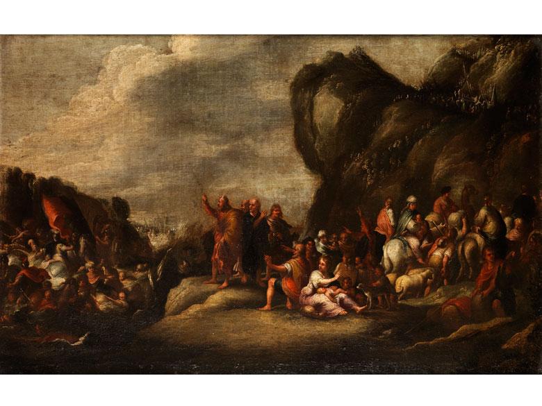 Norditalienischer Maler des 17./ 18. Jahrhunderts