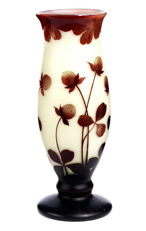 Große Jugendstil-Vase