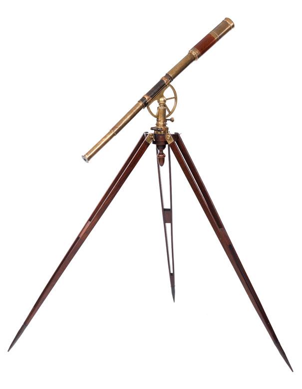 Teleskop bezeichnet Le Chanoine Morel, Gand