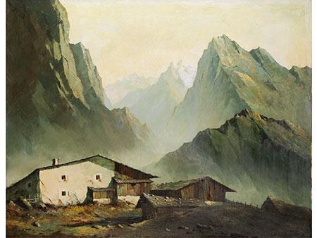Bort, Maler des 20. Jahrhunderts