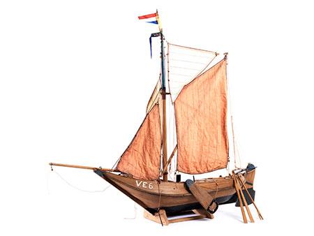 Segelschiff-Modell