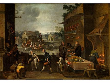 Meister der Frankfurter Schule des beginnenden 18. Jahrhunderts