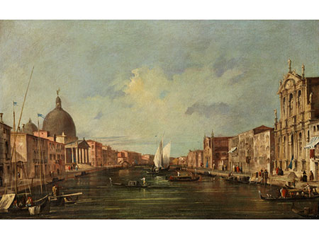 Francesco Guardi, 1712 Venedig – 1793 Venedig