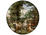 Detailabbildung: Jan Brueghel d. J., 1601 Antwerpen – 1678 Antwerpen