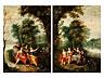 Detailabbildung: Jan Brueghel d. J., 1601 - 1678 in Zusammenarbeit mit einem Maler aus der Nachfolge Frans Franckens, 1578 - 1642