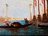 Detail images: † Félix Ziem, 1821 Beaune – 1911 Paris