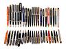 Detail images:  Eine Sammlung Füllfederhalter, Kugelschreiber und Bleistifte