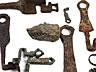 Detail images:  17-teiliges Konvolut Ausgrabungen