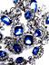 Detailabbildung: † Saphir-Diamant-Set von Bulgari