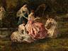 Detail images:  Henri-Théodore Fantin-Latour, 1836 – 1904